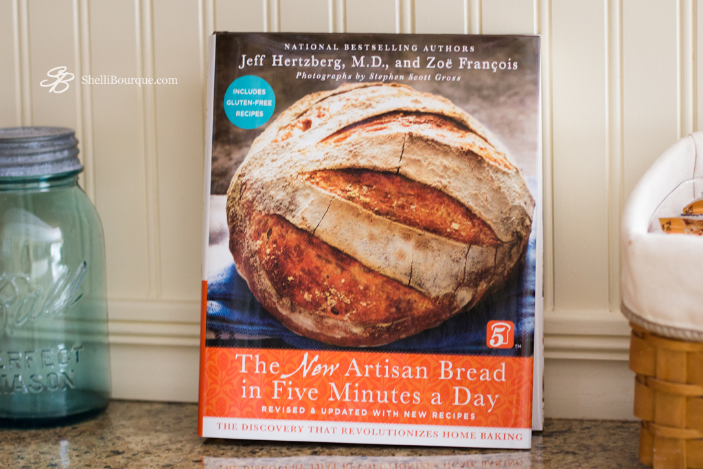 Artisan Bread Book 2 - ShelliBourque