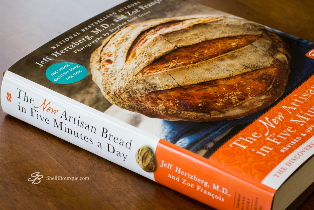 Artisan Bread Book - ShelliBourque