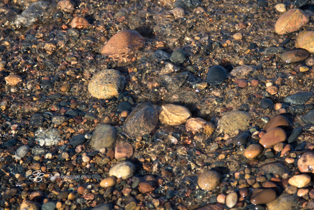 Water over rocks - ShelliBourque